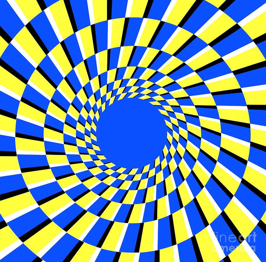 Peripheral Drift Illusion Photograph