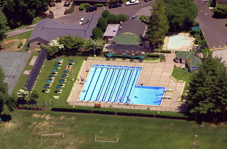 Philadelphia Cricket Club St Martins Pool 415 West Willow Grove Avenue Philadelphia Pa 19118 4195 Photograph