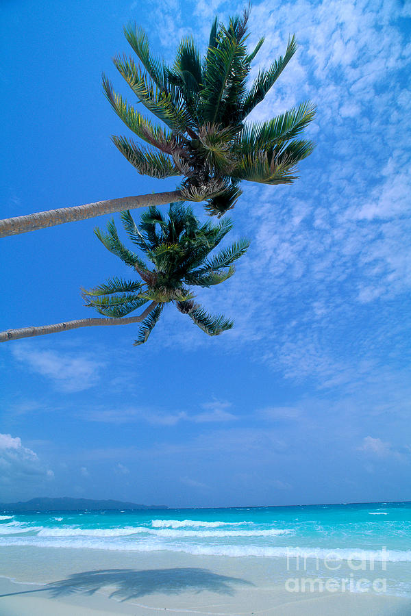 Aqua Photograph - Philippines, Boracay Isla by William Waterfall - Printscapes