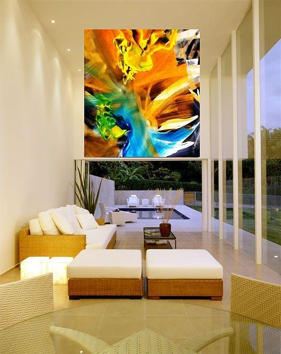 Modern Ultra Contemporary Painting Design Decoration Space Wall Vision Extra Painting - Picture 24 by Vlado  Katkic