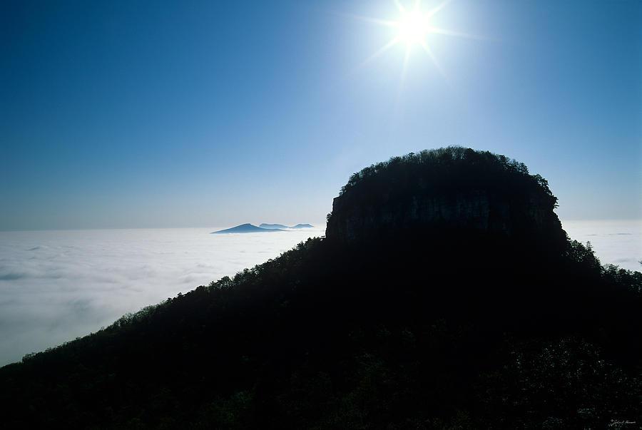 Pilot Mountain Photograph