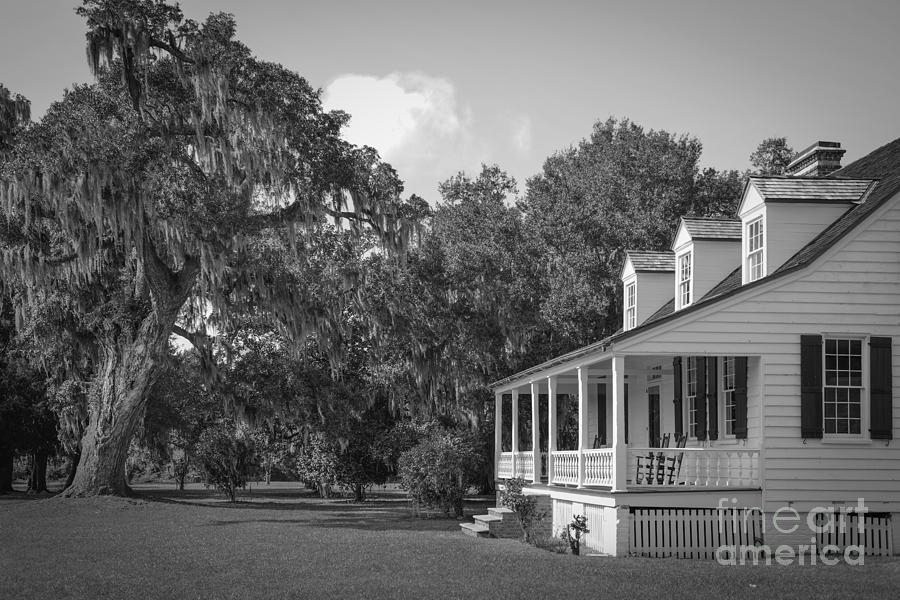 Pinckney Homestead Photograph