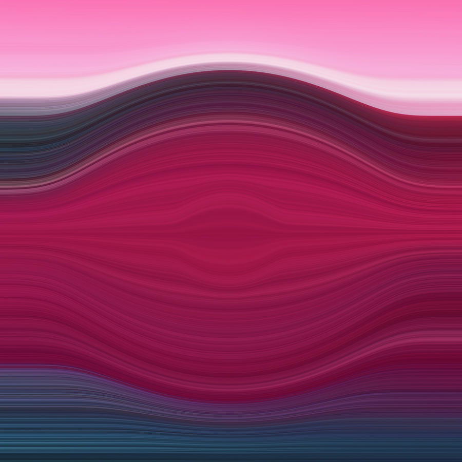Pink Abstract Photograph