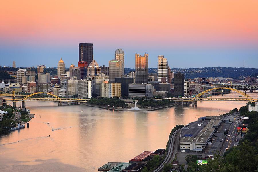 Pittsburgh 16 Photograph
