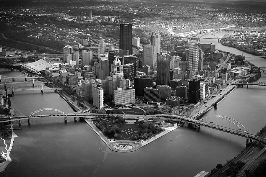 Steelers  Photograph - Pittsburgh 8 by Emmanuel Panagiotakis