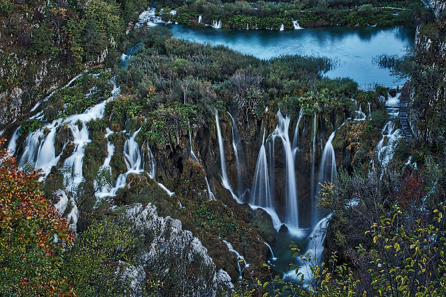 Download image plitvice lakes croatia waterfalls pc android iphone