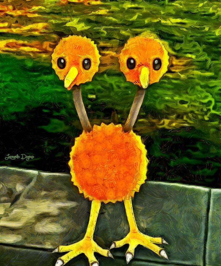 Pokemon Doduo Images