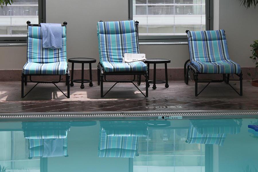 Pool Photograph - Pool Time by Lauri Novak