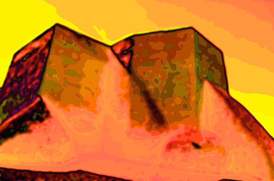 Pop Digital Art
