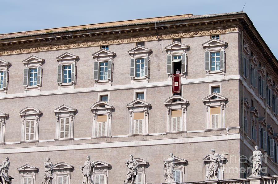 Pope Benedict Xvi Photograph