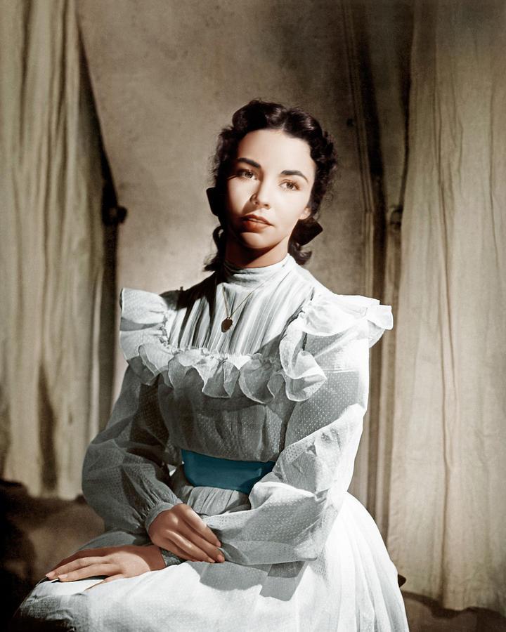 Portrait Of Jennie, Jennifer Jones, 1948 Photograph