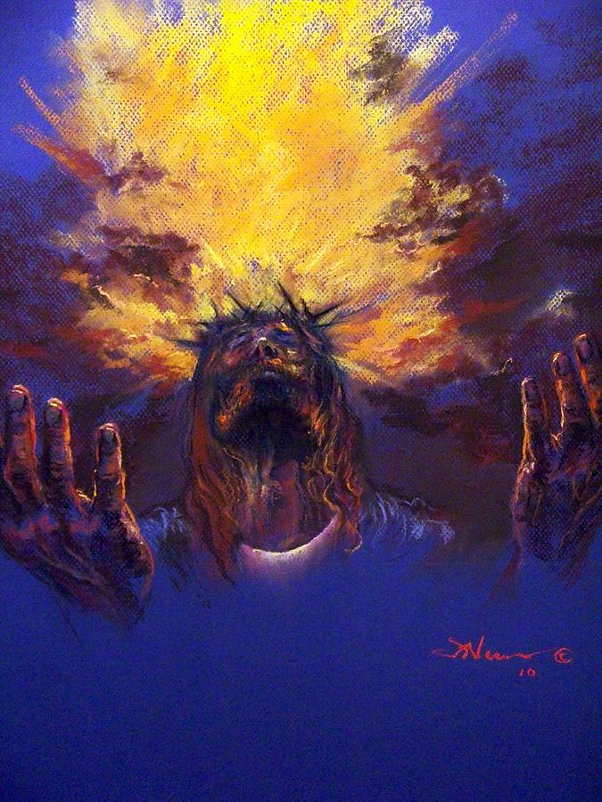 Jesus Pastel - Power From On High by Tommy  Winn