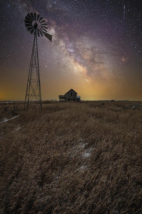 Prairie Dreaming Photograph