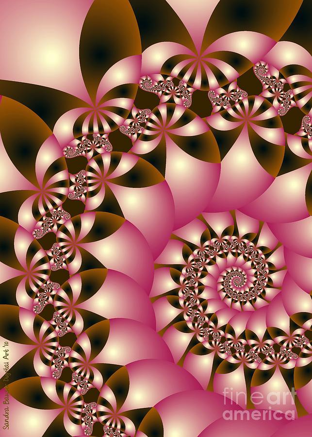 Digital Digital Art - Precious by Sandra Bauser Digital Art