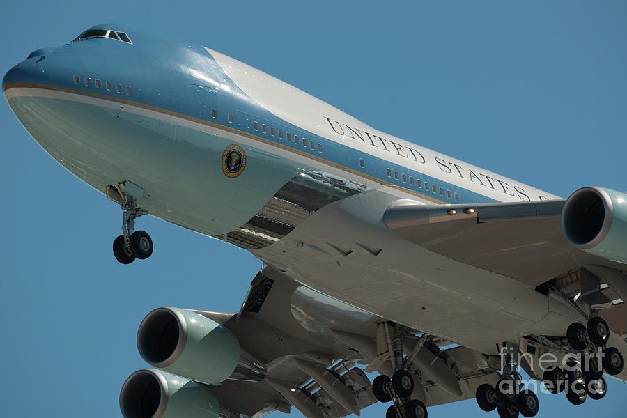 Presidential Transportation Photograph