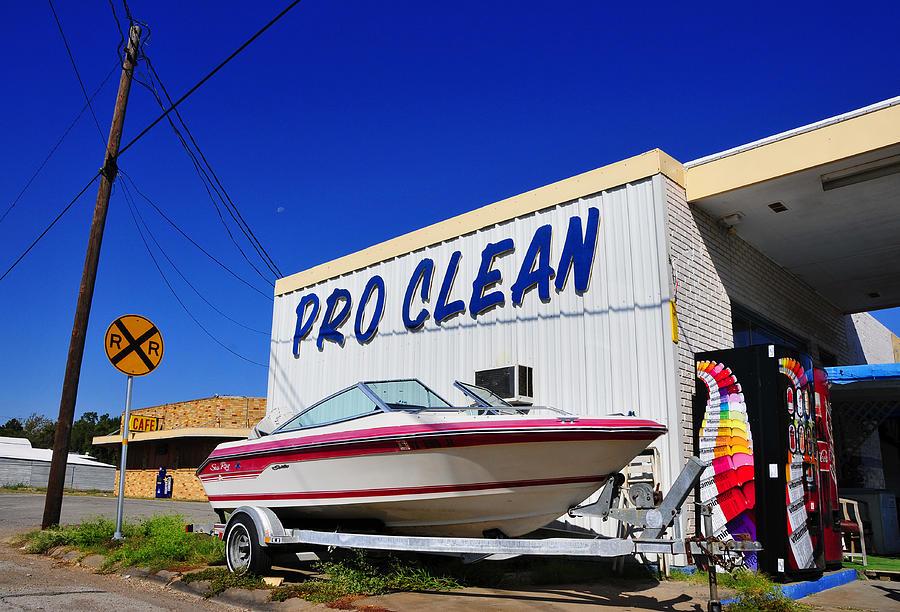 Pro Clean Photograph