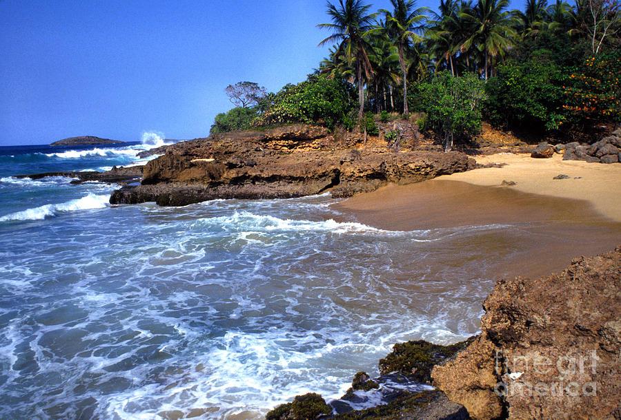 Puerto Rico Photograph - Punta Morillos Near Arecibo by Thomas R Fletcher