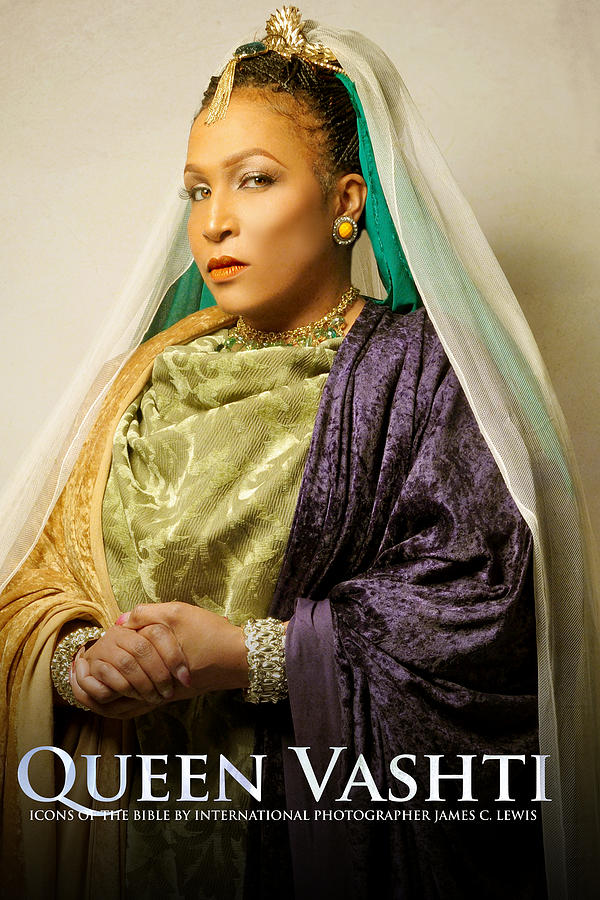 Queen Vashti Photograph By Icons Of The Bible