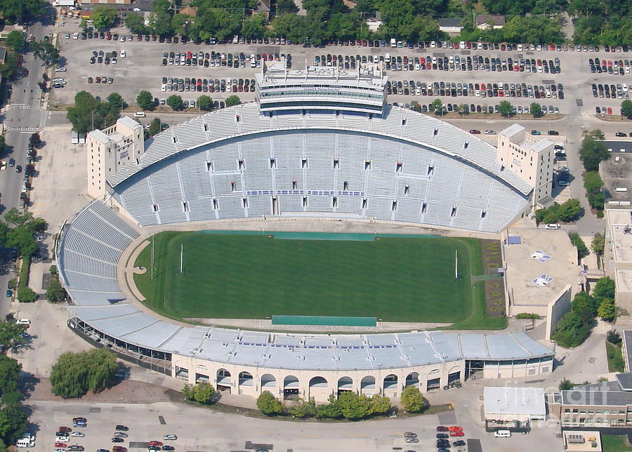 the gallery for gt northwestern football stadium capacity