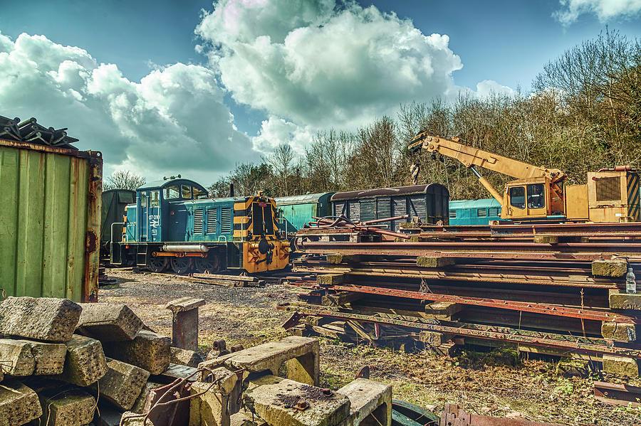 Railway Yard II Photograph