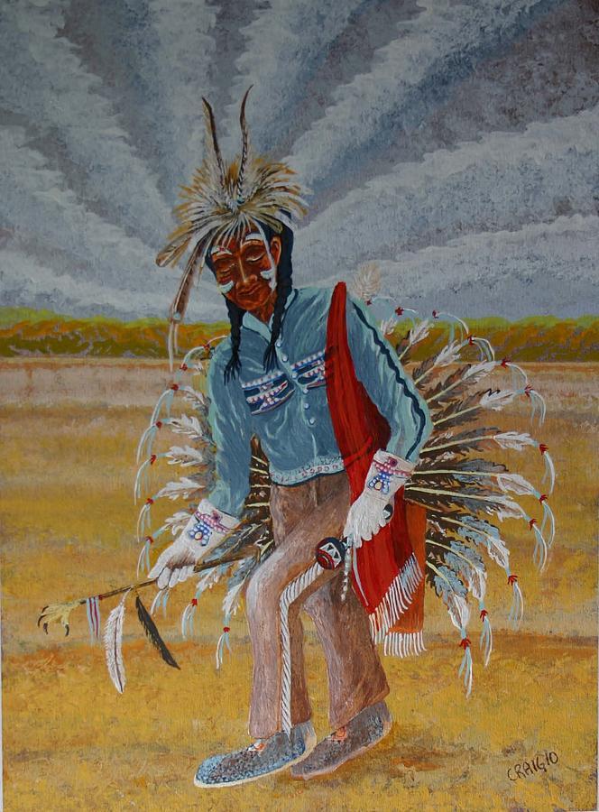 Indians Rain Dance