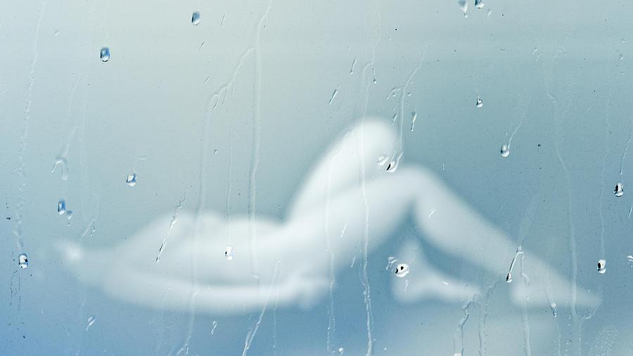 Conceptual Photograph - Rainy Day Dream Away by Bob Orsillo