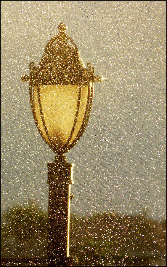 Rainy day lamp post photograph by geraldine alexander - Lamp may day ...