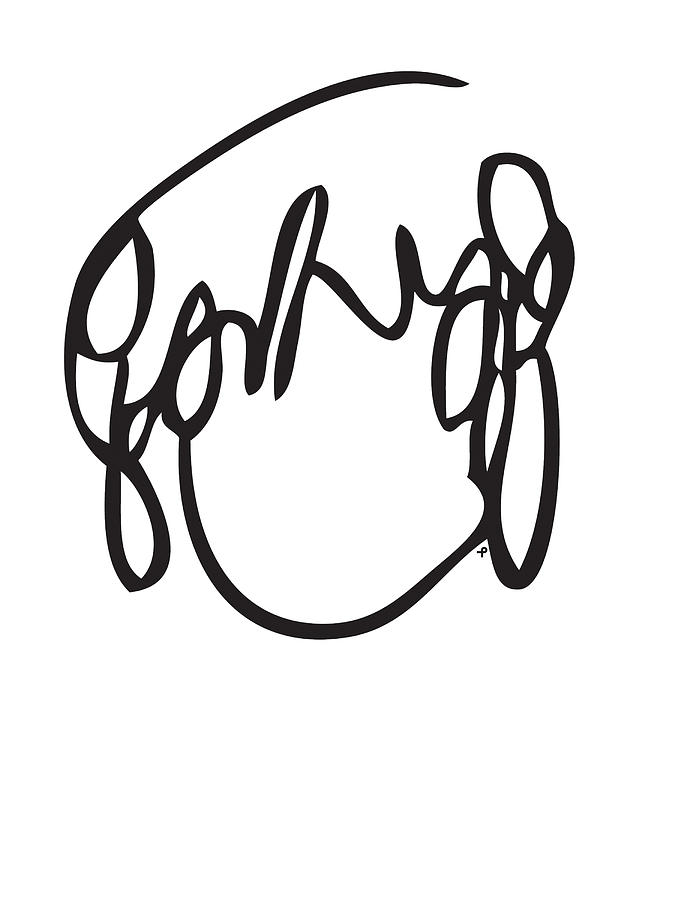 Ramona Flowers Drawing - Ramona Flowers Black - Scott Pilgrim Vs The World by Paul Telling