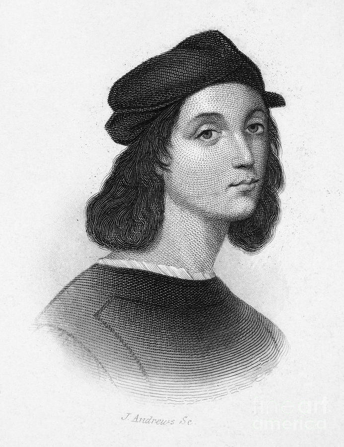 15th Century Photograph - Raphael (1483-1520) by Granger