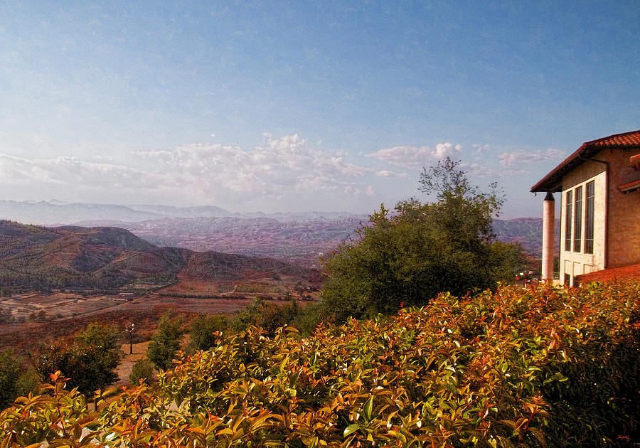 ronald Reagan Photograph - Reagan Library Overlook by Glenn McCarthy Art and Photography