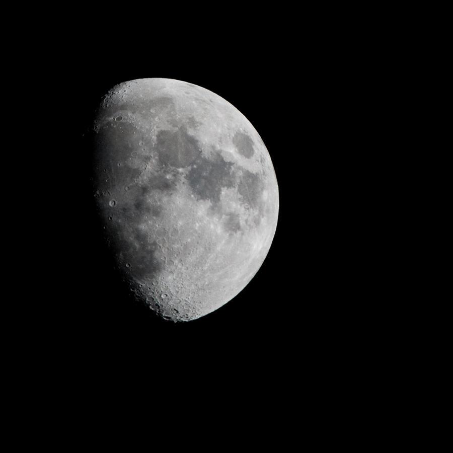 Real Moon Photograph