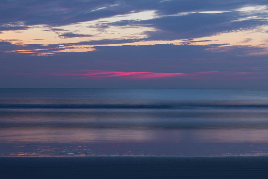 Red Dawn Breaking Photograph