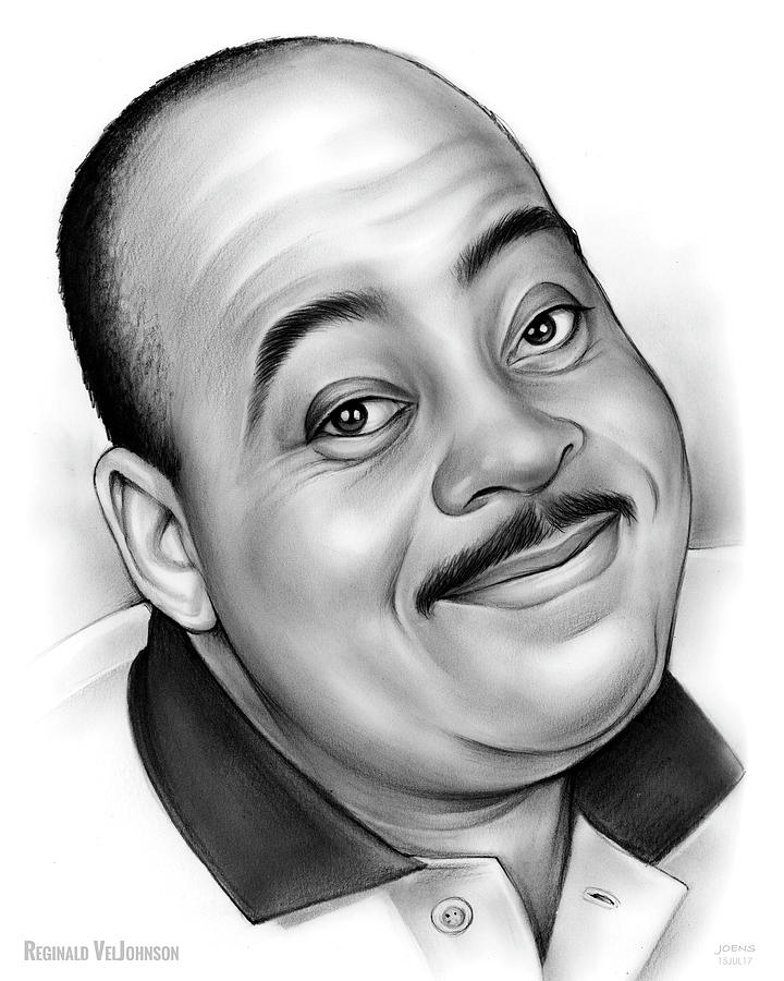 Reginald Veljohnson Drawing