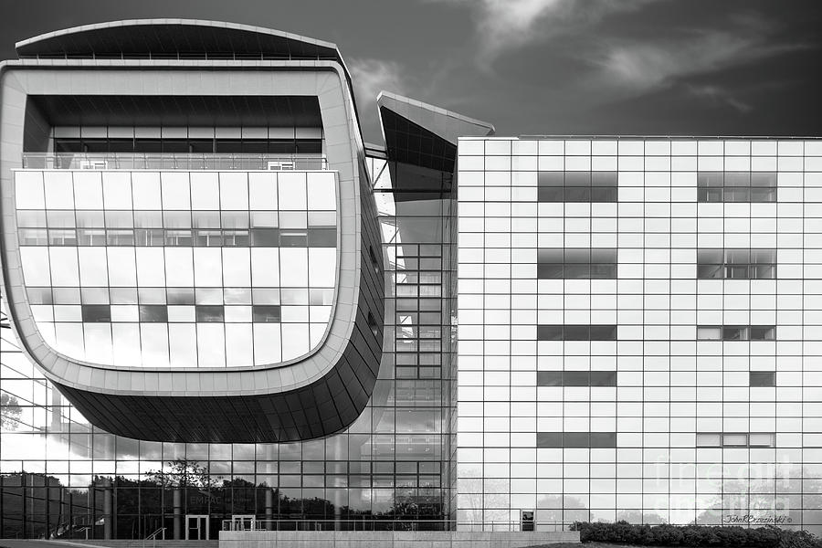 Empac Photograph - Rensselaer Polytechnic Institute Empac by University Icons