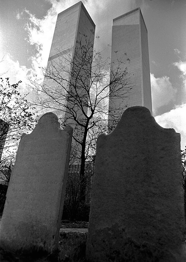 World Trade Center Photograph - Rest In Peace by Kevin  Gerien