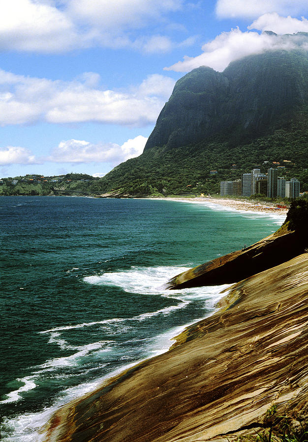 Brazil Photograph - Rio De Janeiro Brazil by Utah Images