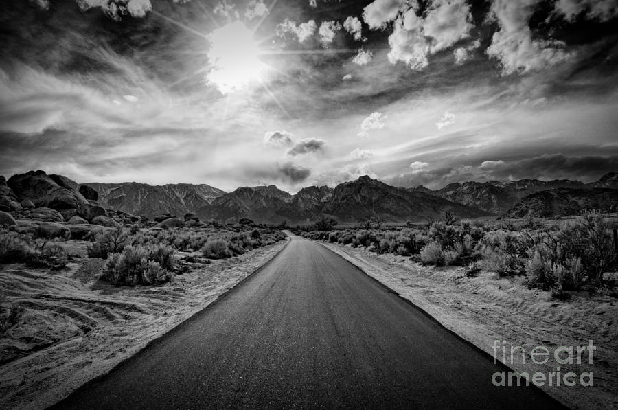 Road To Oblivion Photograph