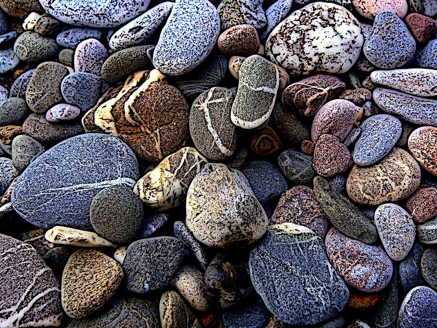 Rocks Photograph by Roberto Alamino