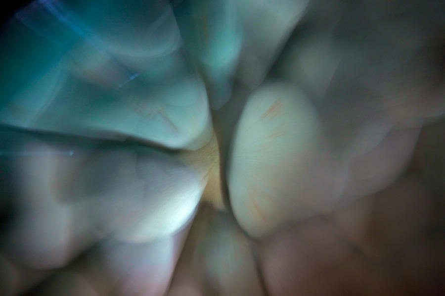 Abstract Photograph - Rocks by William Wetmore