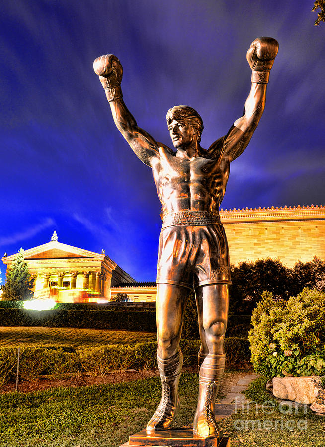 Rocky Photograph - Rocky by Paul Ward