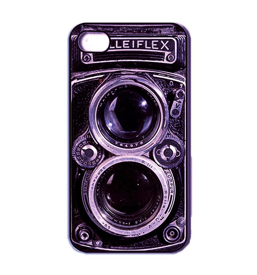 Eye Rolleiflex Euphoria Digital Art