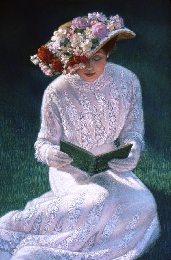 Woman Painting - Romantic Novel by Sue Halstenberg