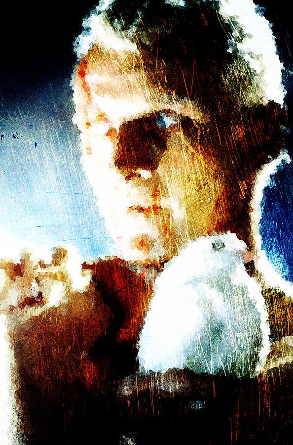 Roy Batty Digital Art