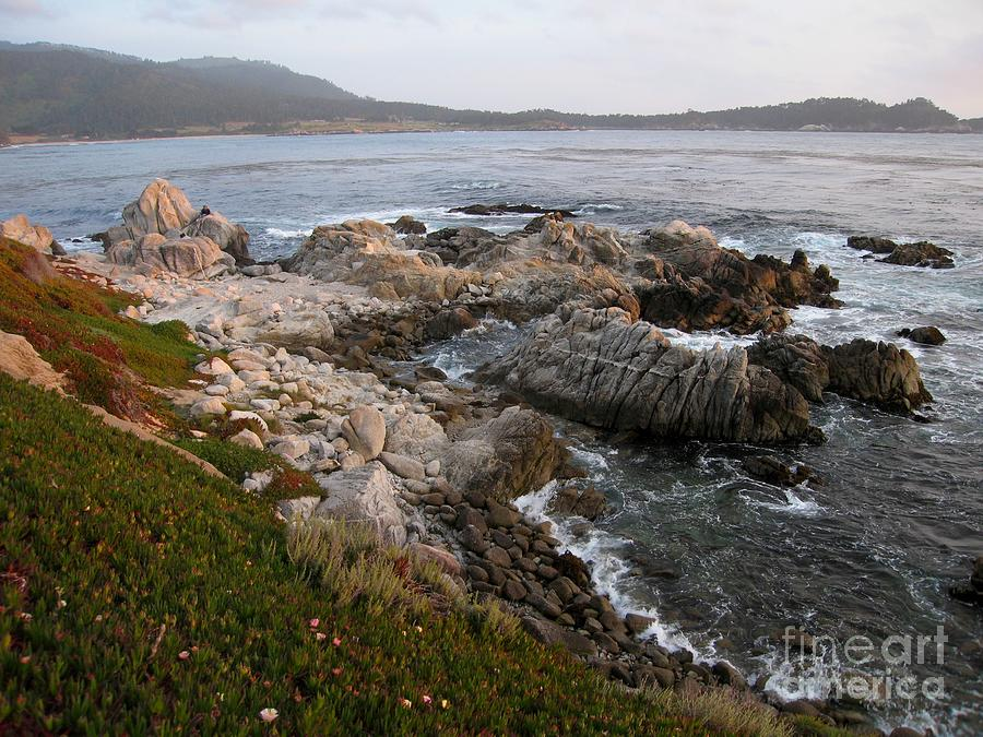 Rugged Carmel Point Photograph