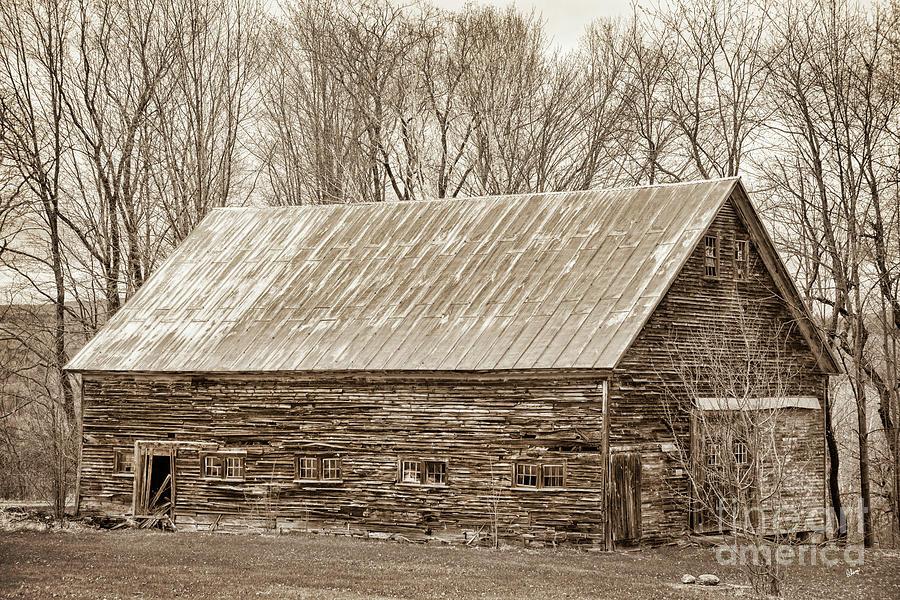 Rustic Barn Photograph