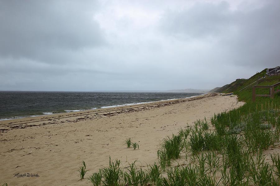 Ryder Beach Photograph - Ryder Beach Truro Cape Cod Massachusetts by Michelle Wiarda