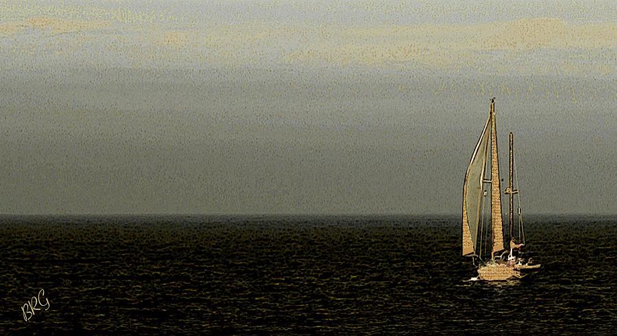 Sailboat Photograph - Sailing by Ben and Raisa Gertsberg