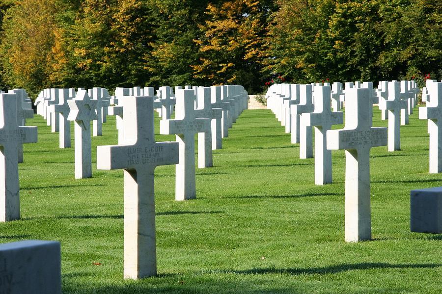 Saint Mihiel American Cemetery Photograph