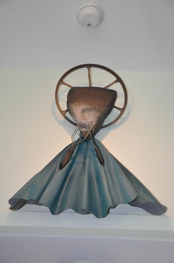 Saint Praise Sculpture