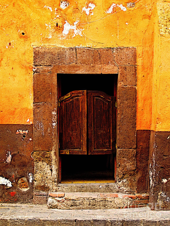Darian Day Photograph - Saloon Door 5 by Mexicolors Art Photography